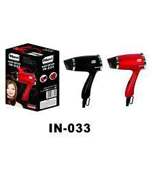 Inext INEXT IN-033 HAIR DRYAR Hair Dryer ( BLACK )