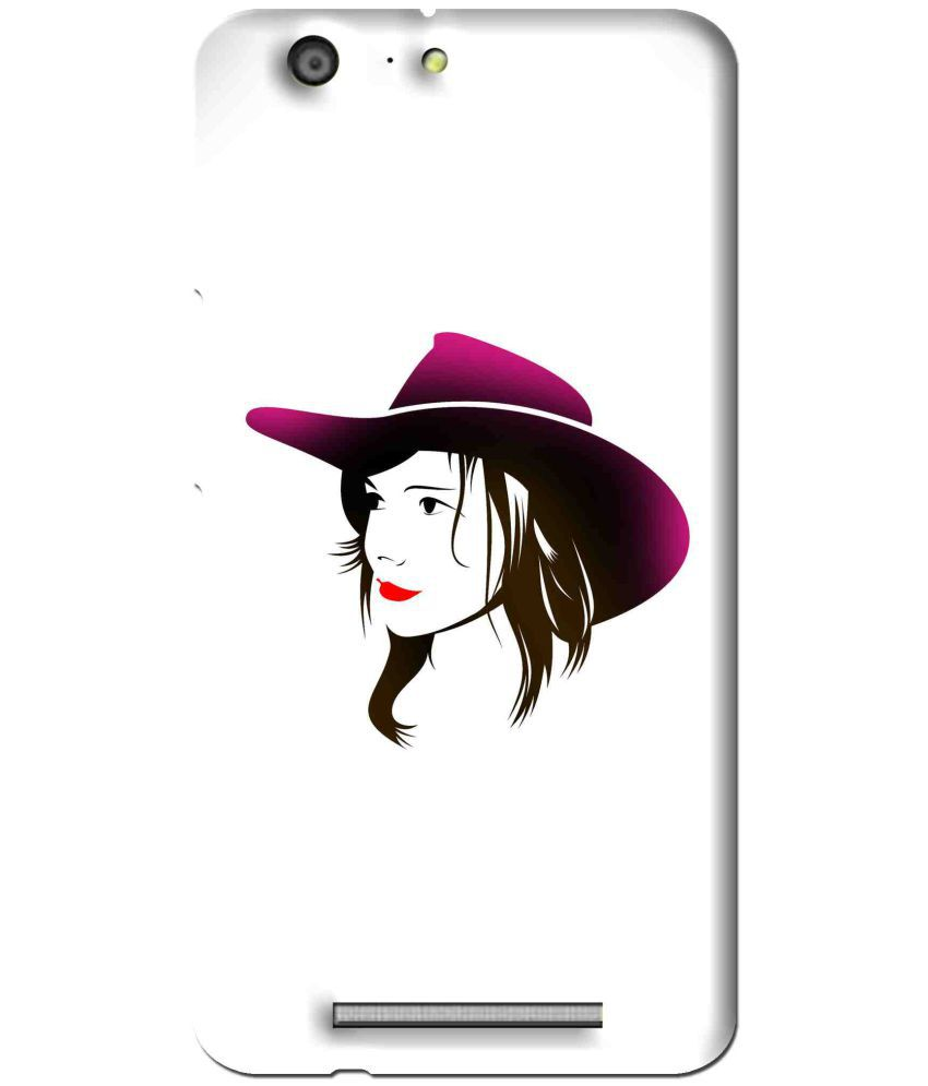 Gionee Marathon M5 3D Back Covers By Snooky