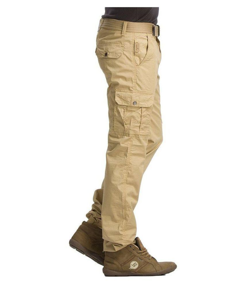 casual shoes high quality materials autumn shoes Verticals cargo pants for men