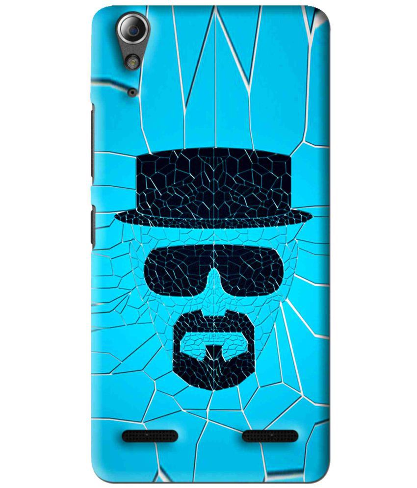 Lenovo A6000 Printed Cover By Snooky