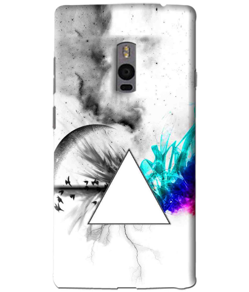 OnePlus 2 Printed Cover By Snooky