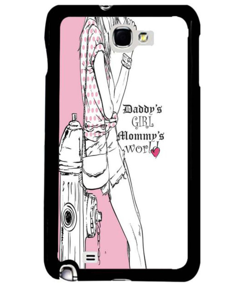 Samsung Galaxy Note 2 3D Back Covers By YuBingo