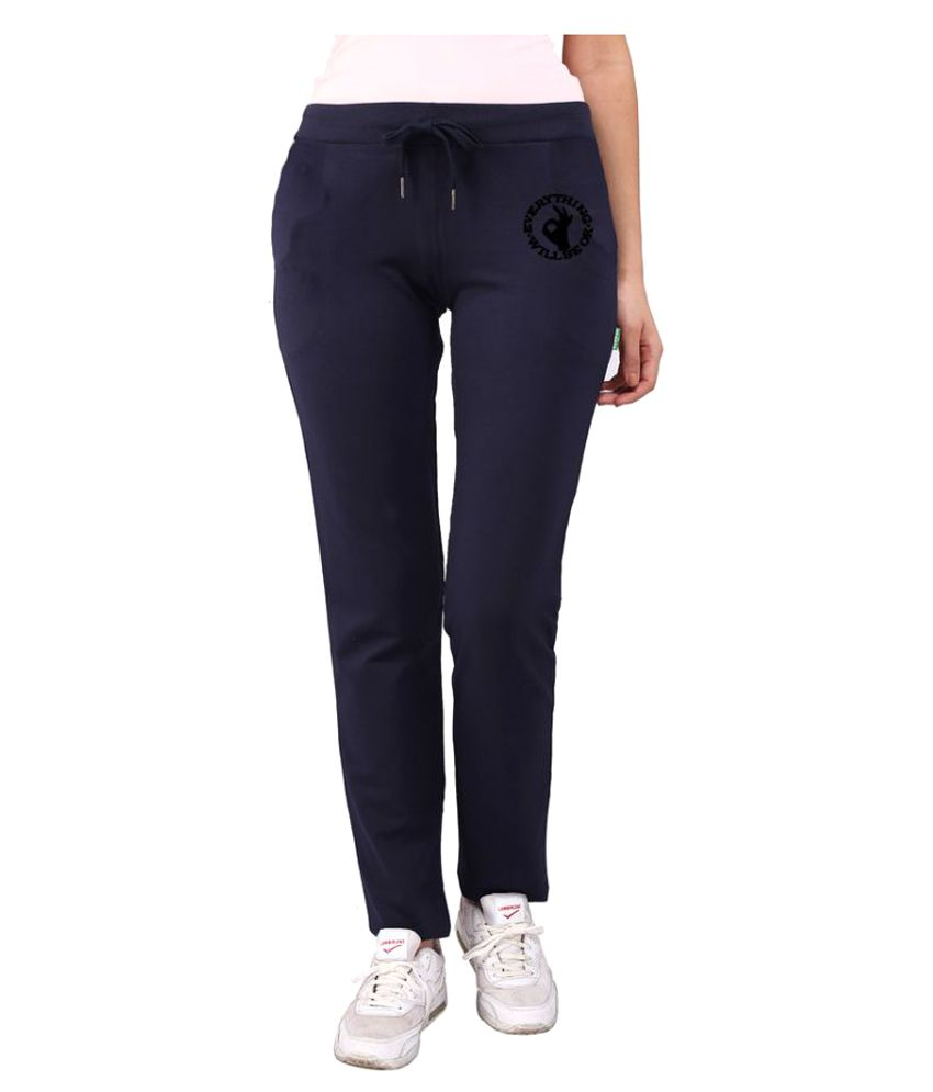 Filmax® Originals Navy Women's Sports Bottom Wear