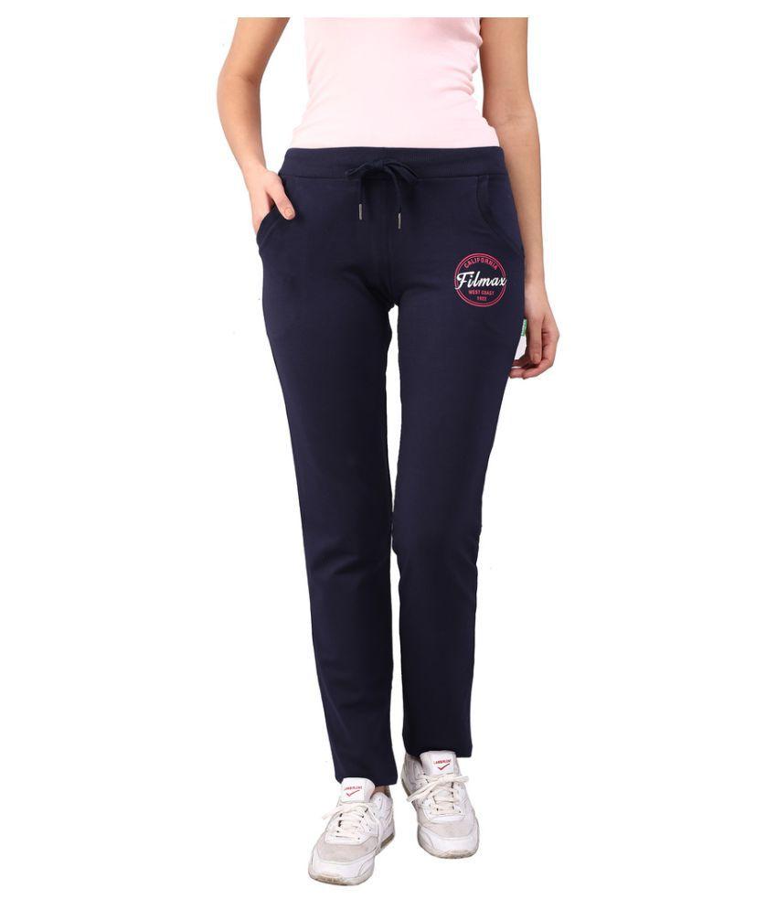 Filmax® Originals Navy Track Pants