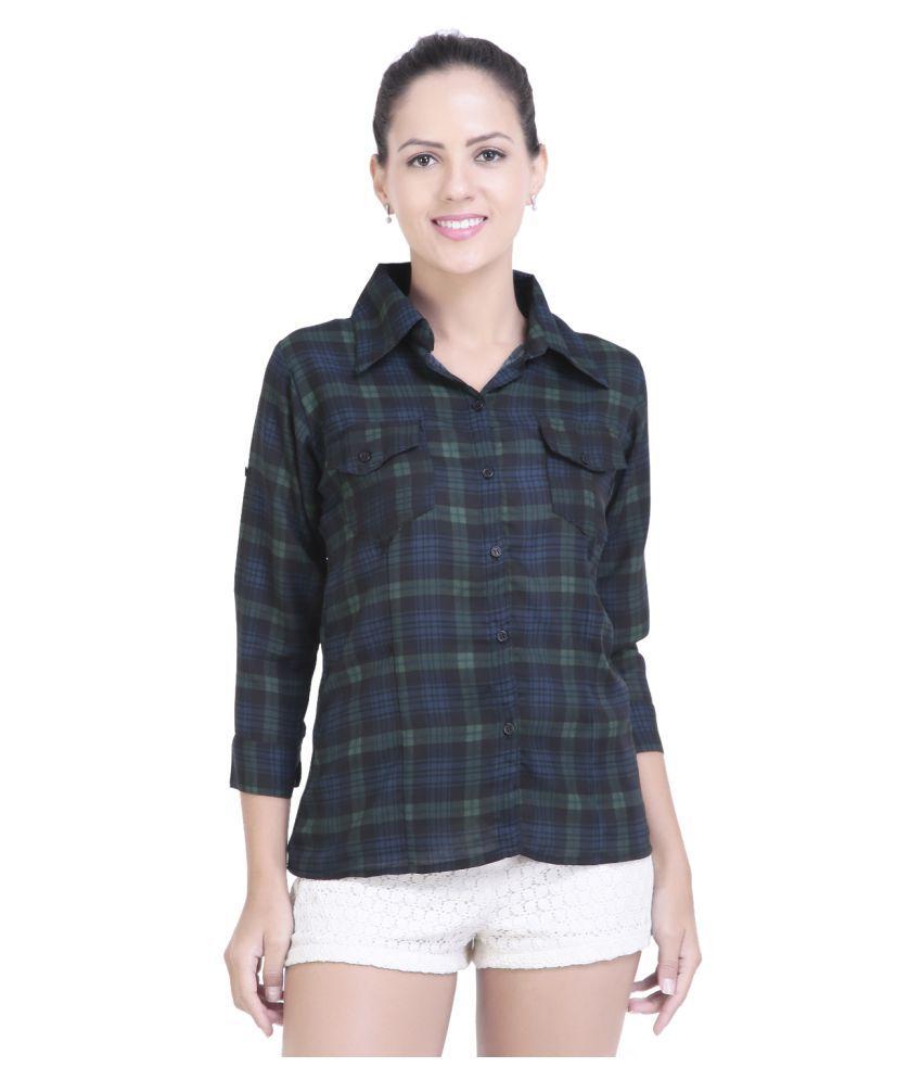Style Gravity Cotton Shirt