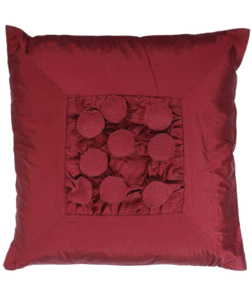 Skipper Furnishings Single Polyester Cushion Covers 40X40 cm (16X16)
