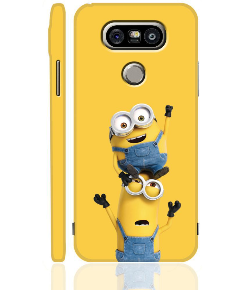 LG G5 3D Back Covers By AMAN
