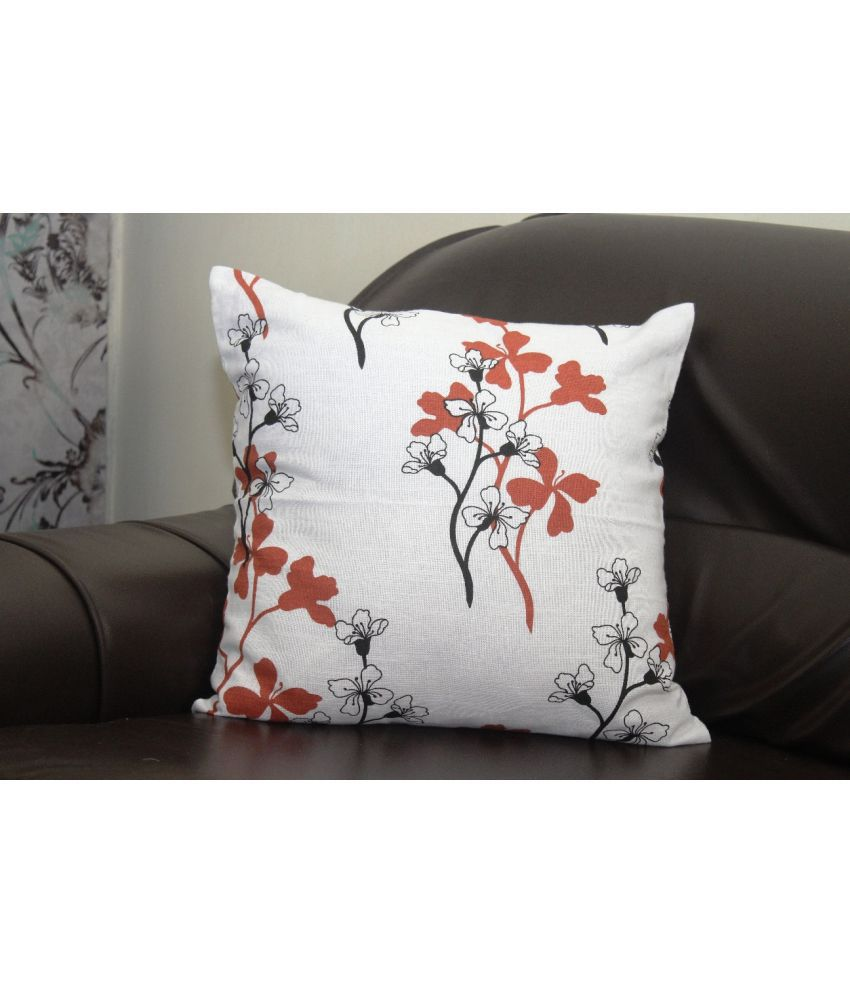 Awesome Single Cotton Cushion Covers 40X40 cm (16X16)