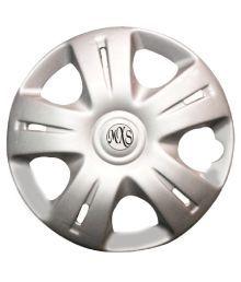 Mexuss Silver 14 Car Wheel Covers 4 Wheel Cover