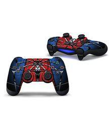 Elton Spider - Man 3m Ps4 Controller Skin