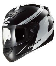 Ls2 Ff354 - Full Face Helmet Black Xl