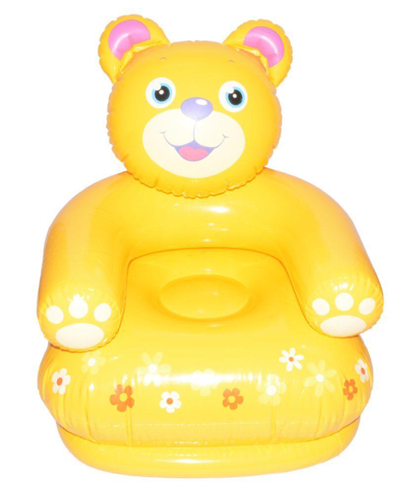 Jm Air Teddy Bear Inflatable Chair Birthday Gift Kids Children Baby Toy N63