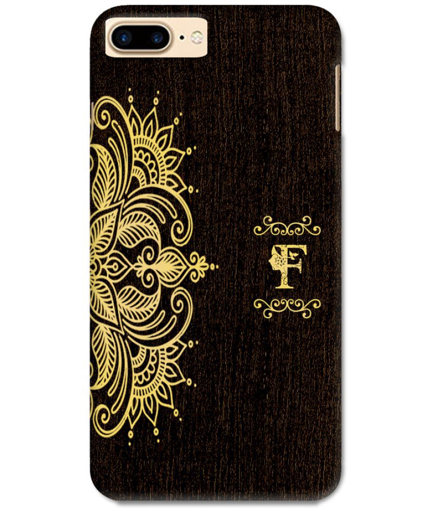 Apple iPhone 7 Plus Printed Cover By Cell First