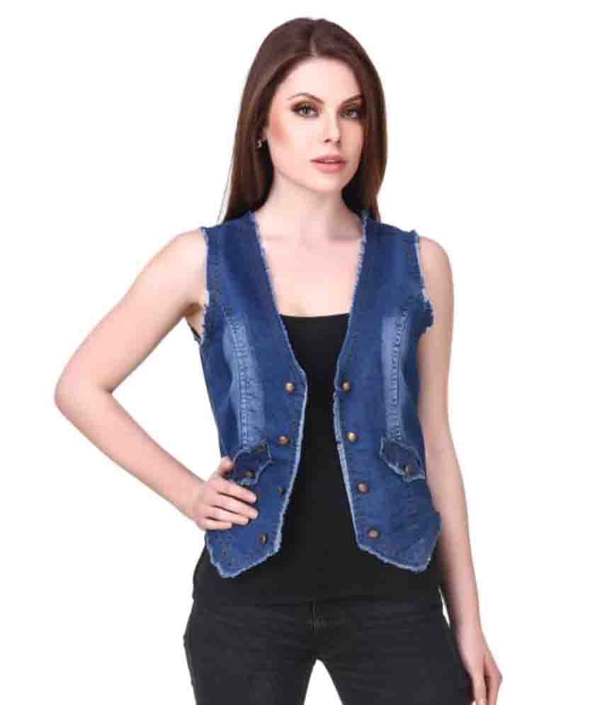 0e277768b53 Buy MDS Jeans Denim Shrugs Online at Best Prices in India - Snapdeal