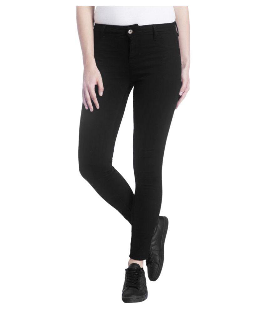 Masterly Weft Cotton Lycra Jeans
