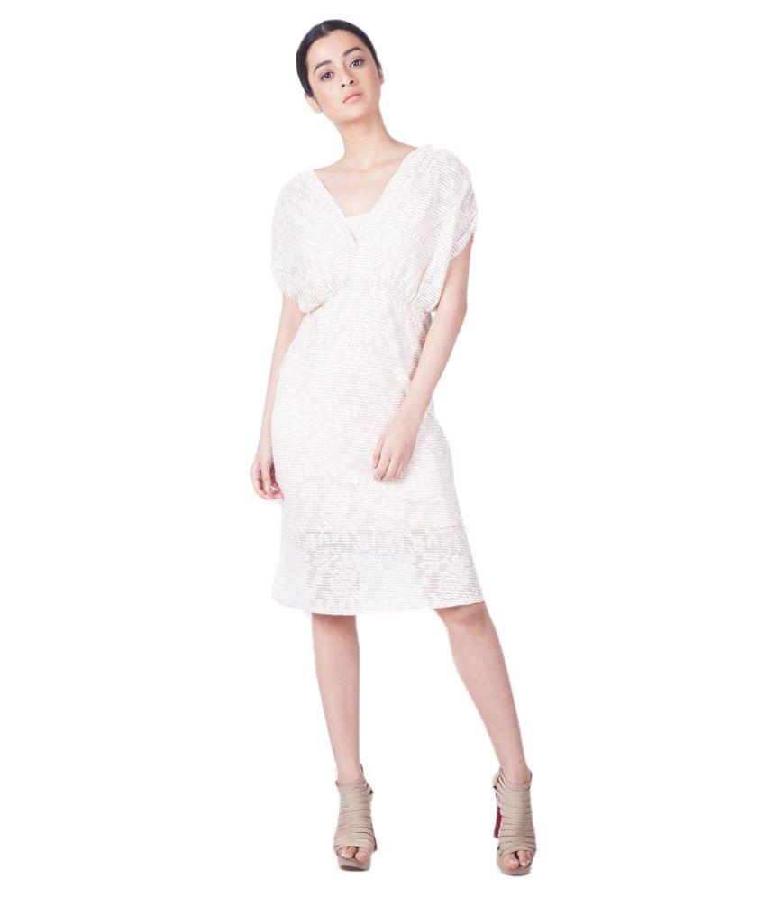 Zink London Polyester Dresses