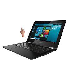 Lenovo Yoga 80U20024IH Hybrid (2 in 1) (Intel Celeron- 4GB RAM- 500 GB RAM- 29.46cm(11.6)- Windows 10) (White)