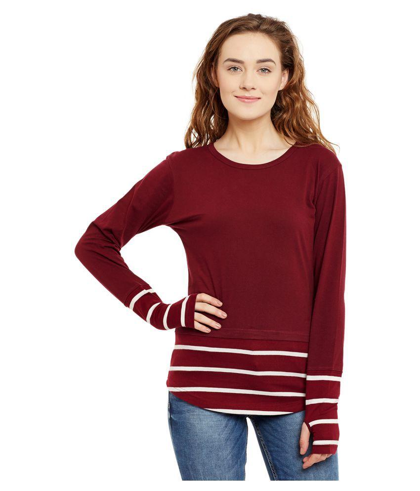Hypernation Cotton T-Shirts