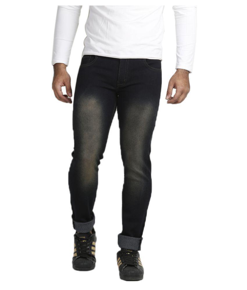 Vrgin Black Slim Jeans