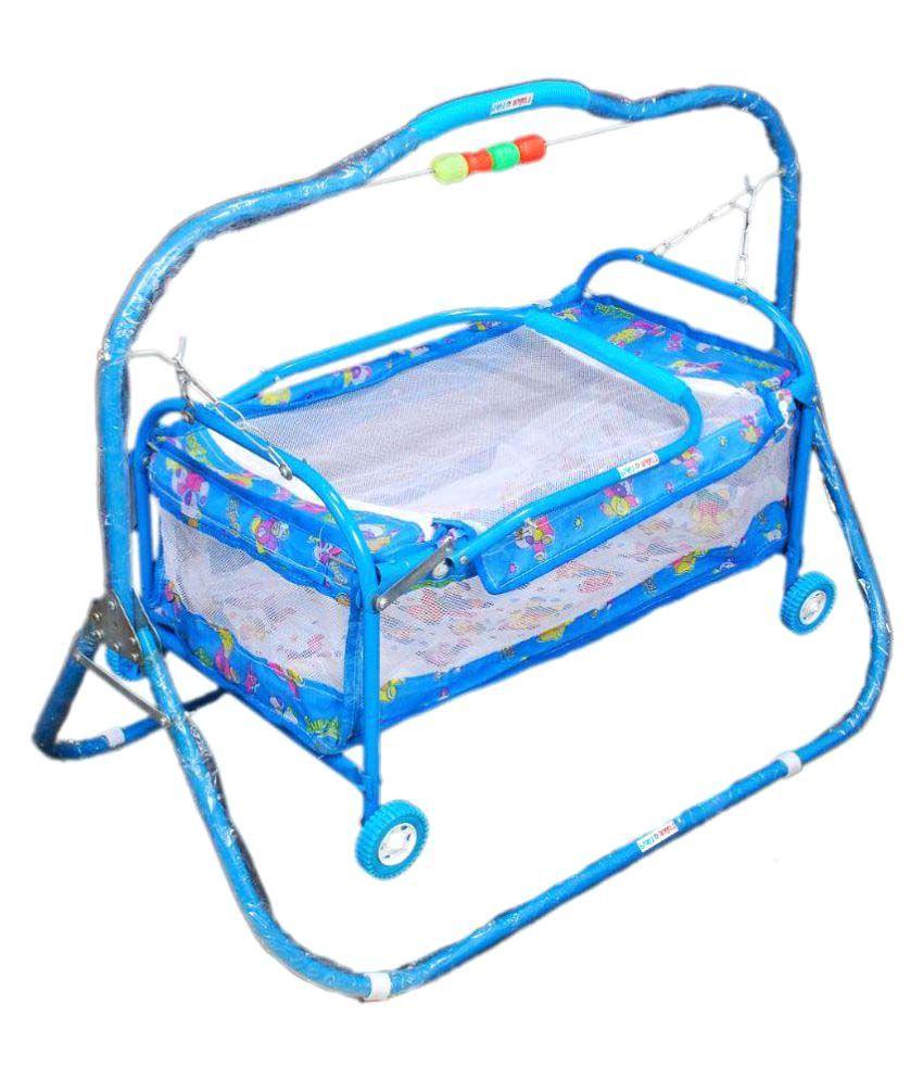 DRR Blue Baby Cradle