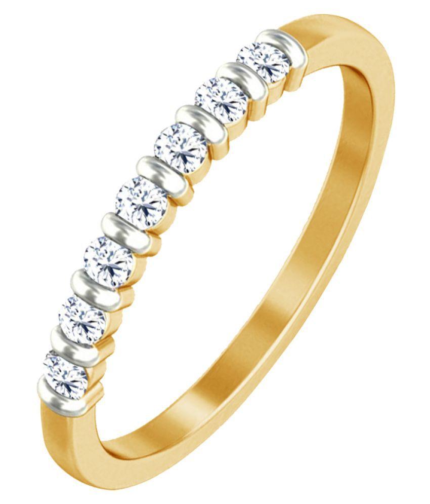 Jacknjewel 18k Yellow Gold Ring