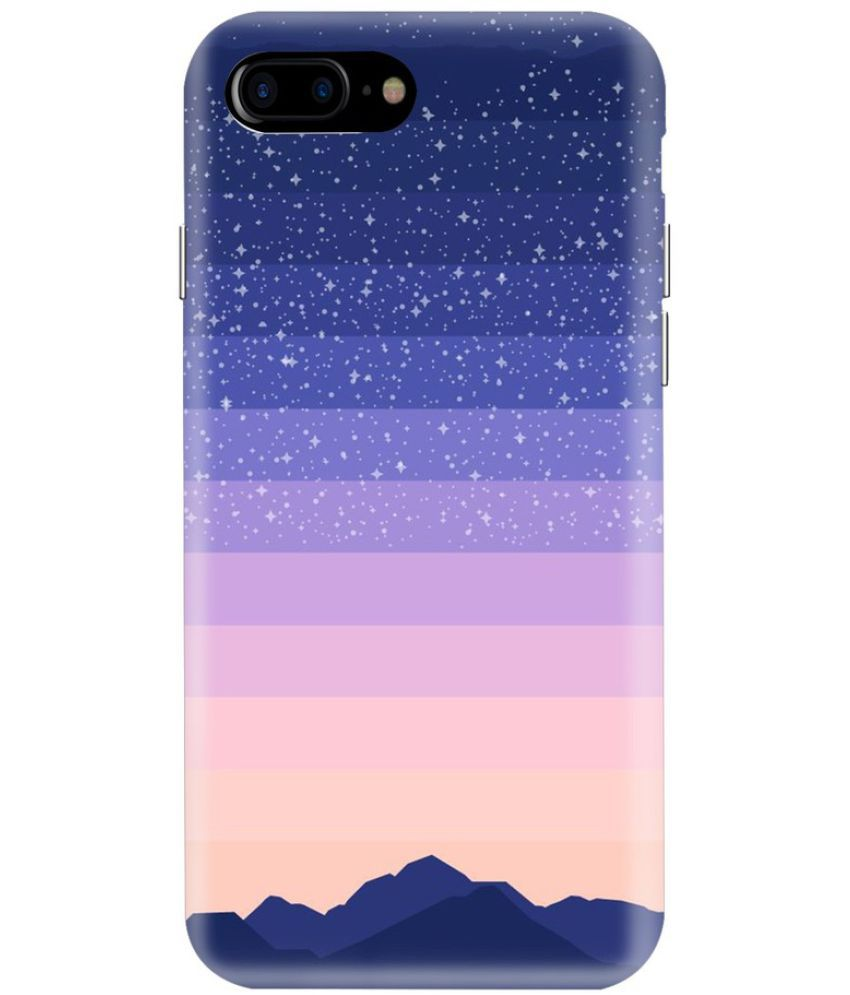 Apple iPhone 7 Plus Printed Cover By Knotyy