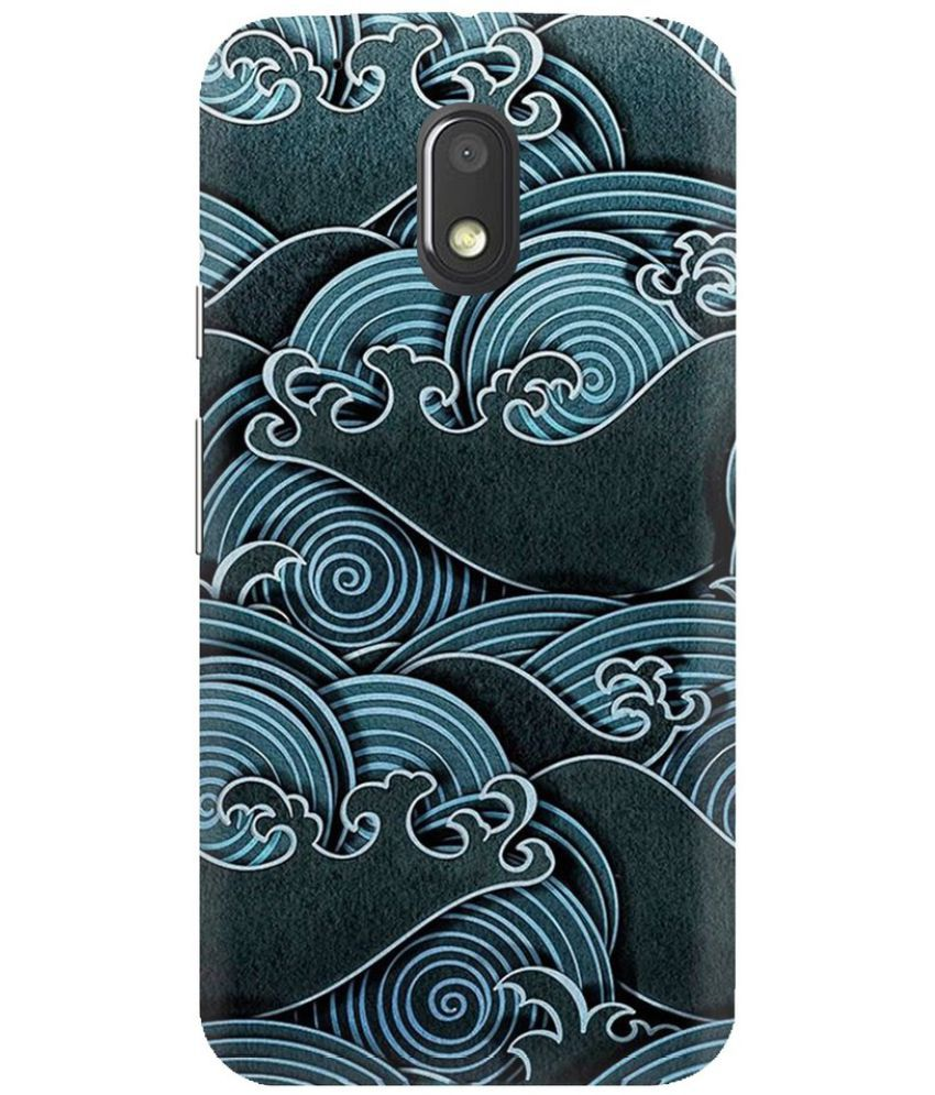 Moto G4 Play Printed Cover By Knotyy