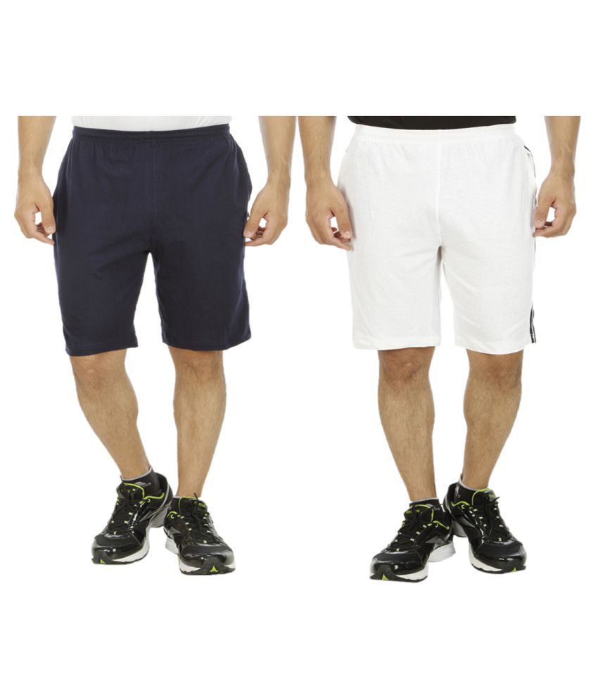 Kritika's World Multi Shorts Pack of 2