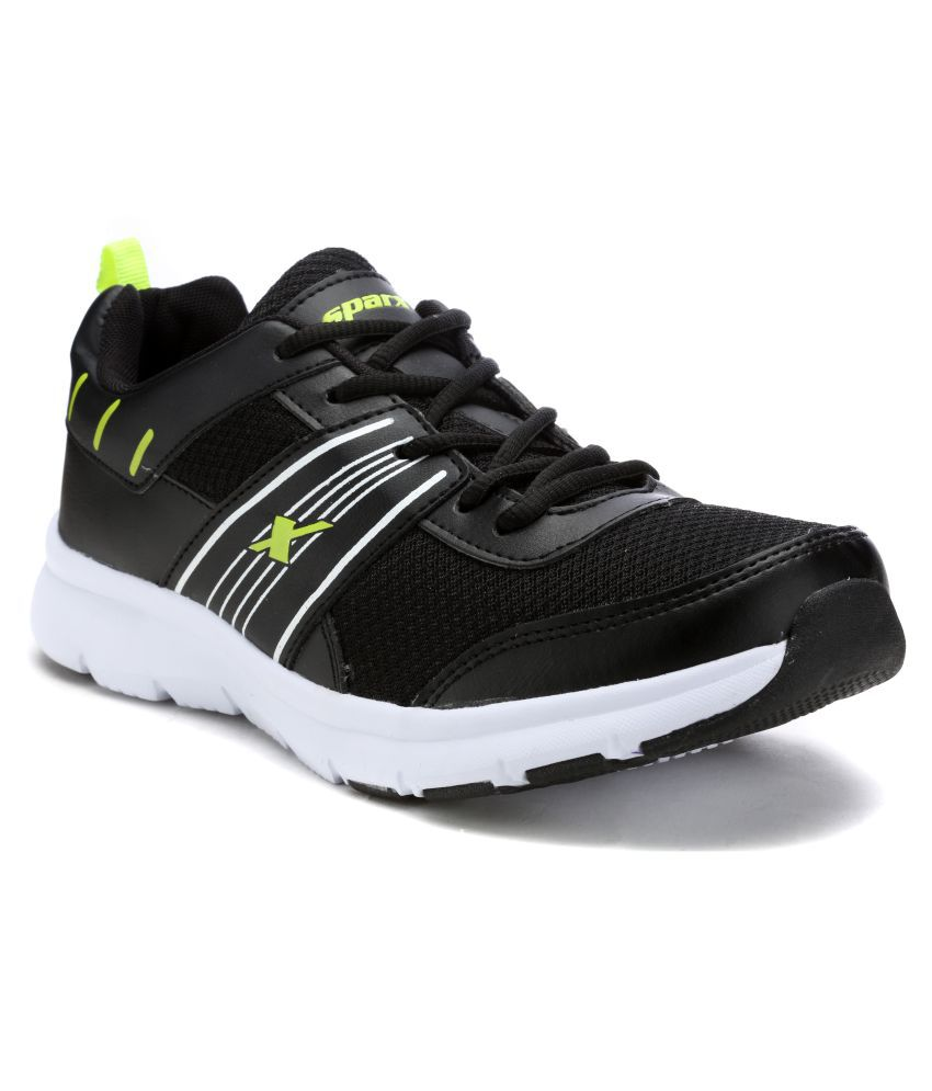e282f38022e Sparx SM-9026 Stylish Black Running Shoes - Buy Sparx SM-9026 Stylish Black Running  Shoes Online at Best Prices in India on Snapdeal
