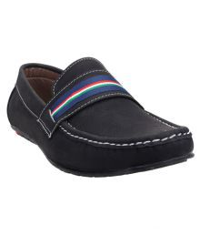 Catbird Black Loafers