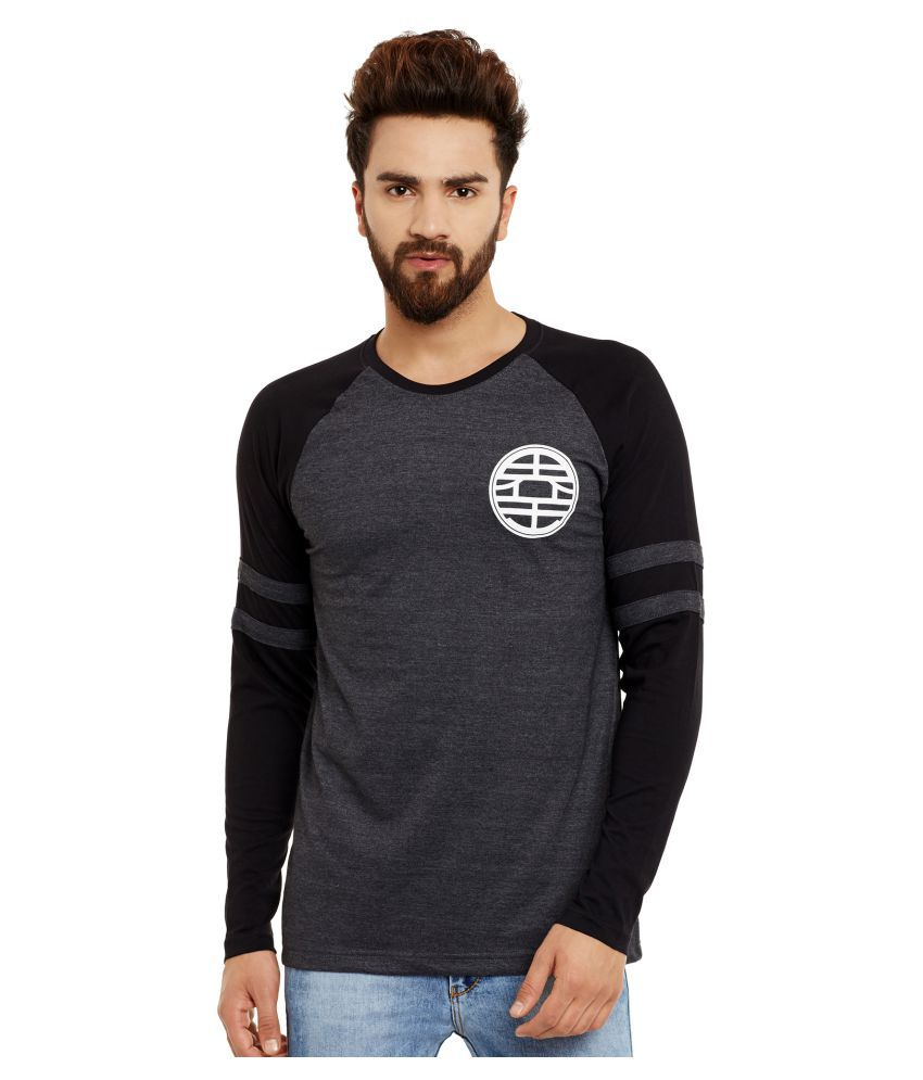 The Dry State Grey Round T-Shirt