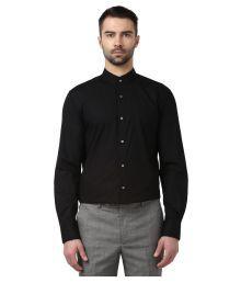 Raymond Black Formal Regular Fit Shirt