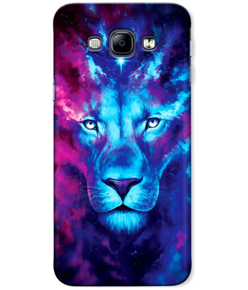 Samsung Galaxy A8 Printed Cover By CRAZYINK