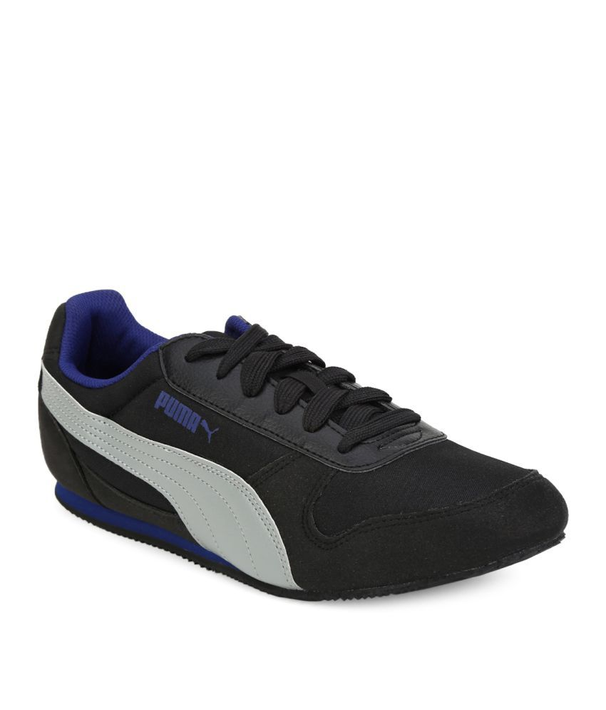 Puma Superior Dp Black Running Shoes - Buy Puma Superior Dp Black Running  Shoes Online at Best Prices in India on Snapdeal 19391a678