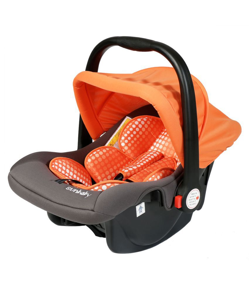 66ae06e303e Sunbaby Secure Carry Cot Cum Carseat - Buy Sunbaby Secure Carry Cot Cum  Carseat Online at Low Price - Snapdeal