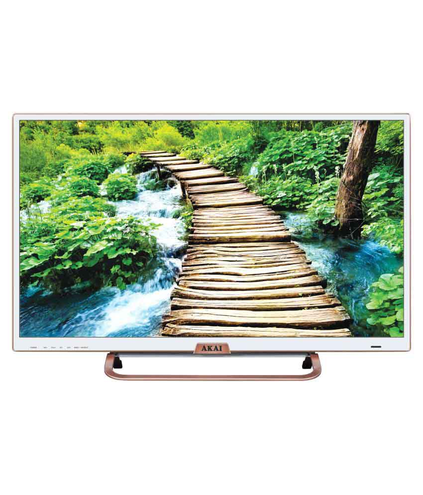 reputable site c5898 59c56 Buy AKAI 80 cm ( 32 ) HD Ready LED Television AKLT32-80EF3M Online at Best  Price in India - Snapdeal