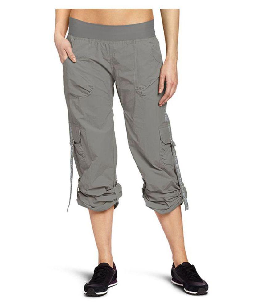 Zumba Grey Cargo Pants