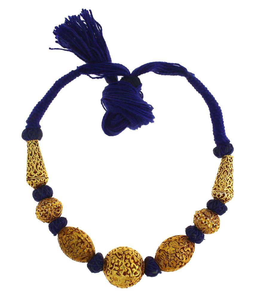 Anuradha Art Multicolour Alloy Necklace