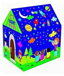Pranshi Multicolour LED Light Tent House
