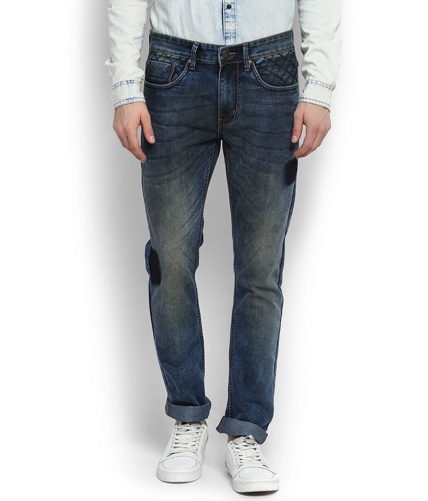 People Blue Slim Jeans