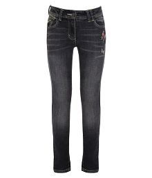 UFO Gray Jeans