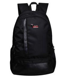 F Gear Burner Executive Black Backpack