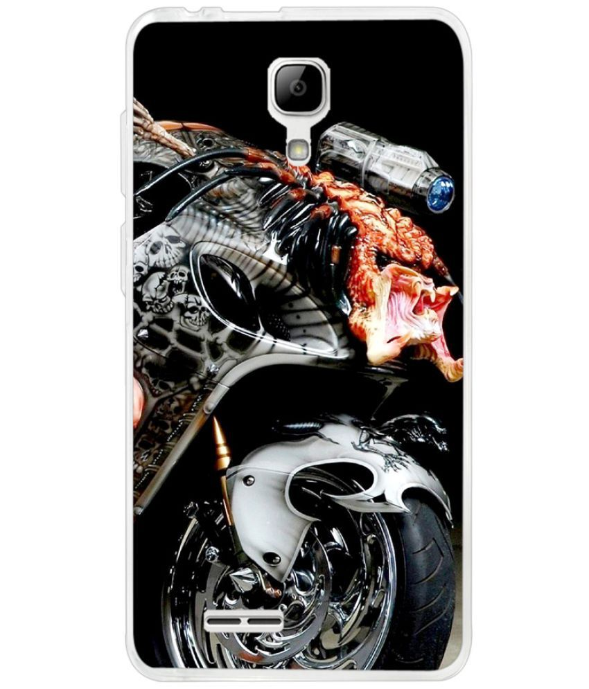 Micromax Bolt Selfie Q424 Printed Cover By instyler