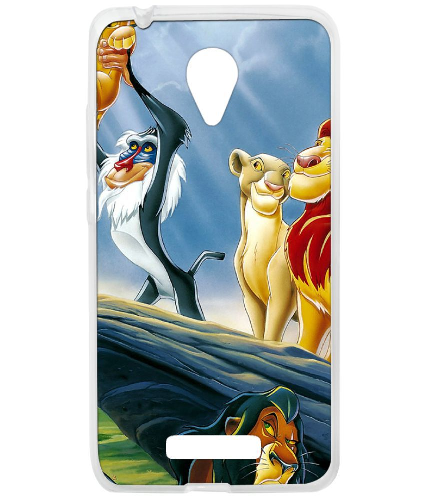 Micromax Canvas Doodle 4 Q391 Printed Cover By instyler