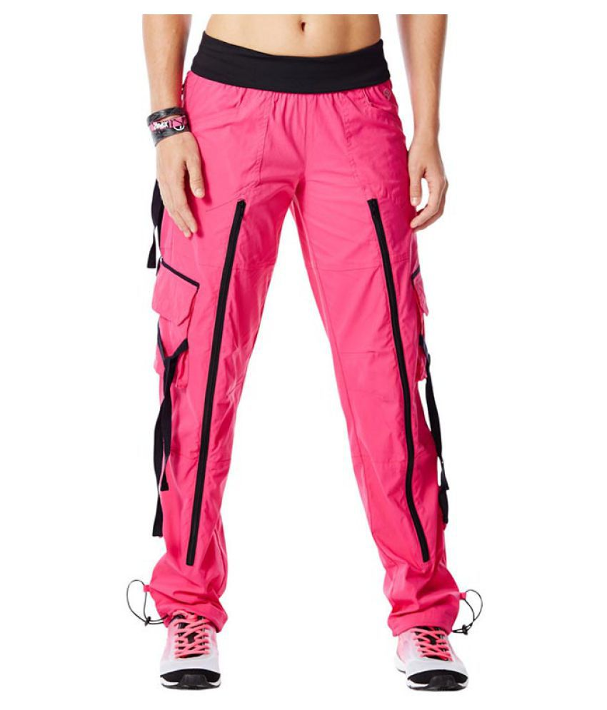 Zumba Craveworthy Zip Cargo Pants