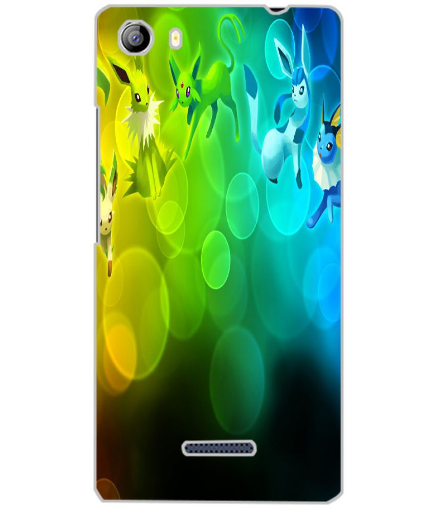 Micromax Canvas 5 Printed Cover By PRINTSWAG