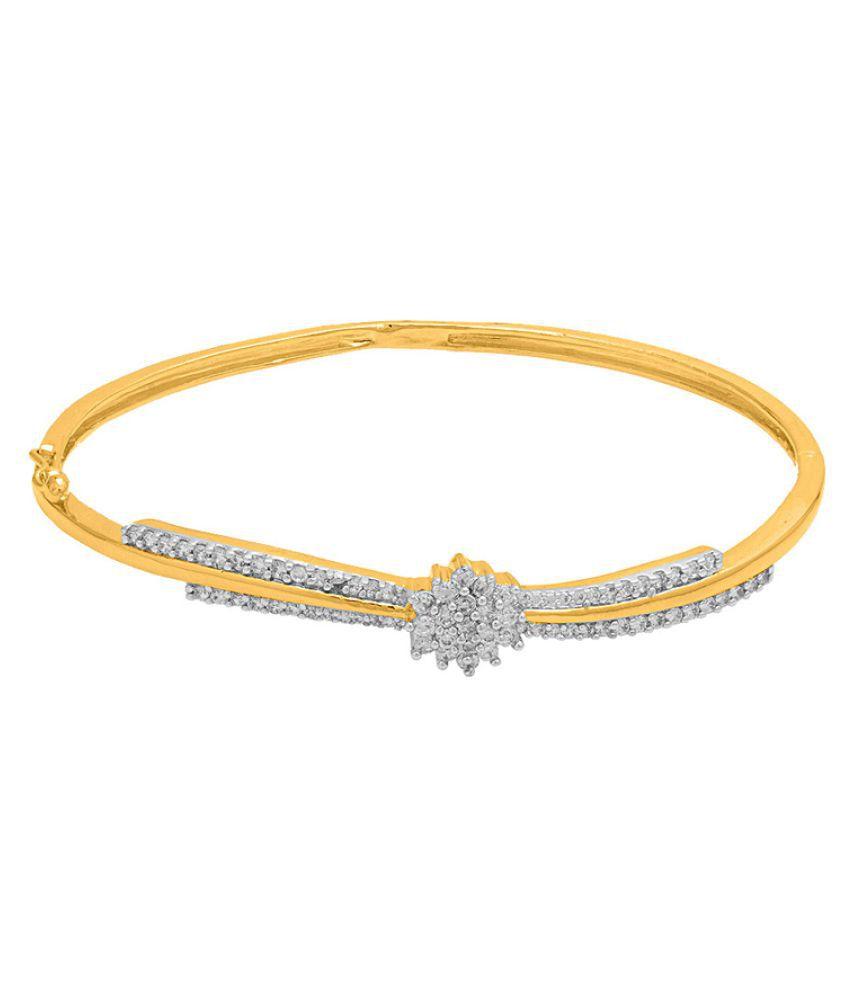 Voylla Golden Bracelet