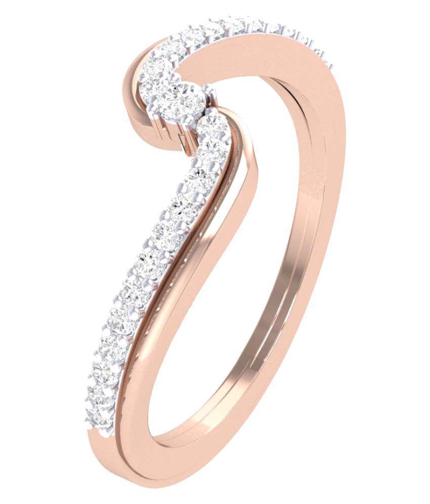 Jzeva 18k Gold Ring