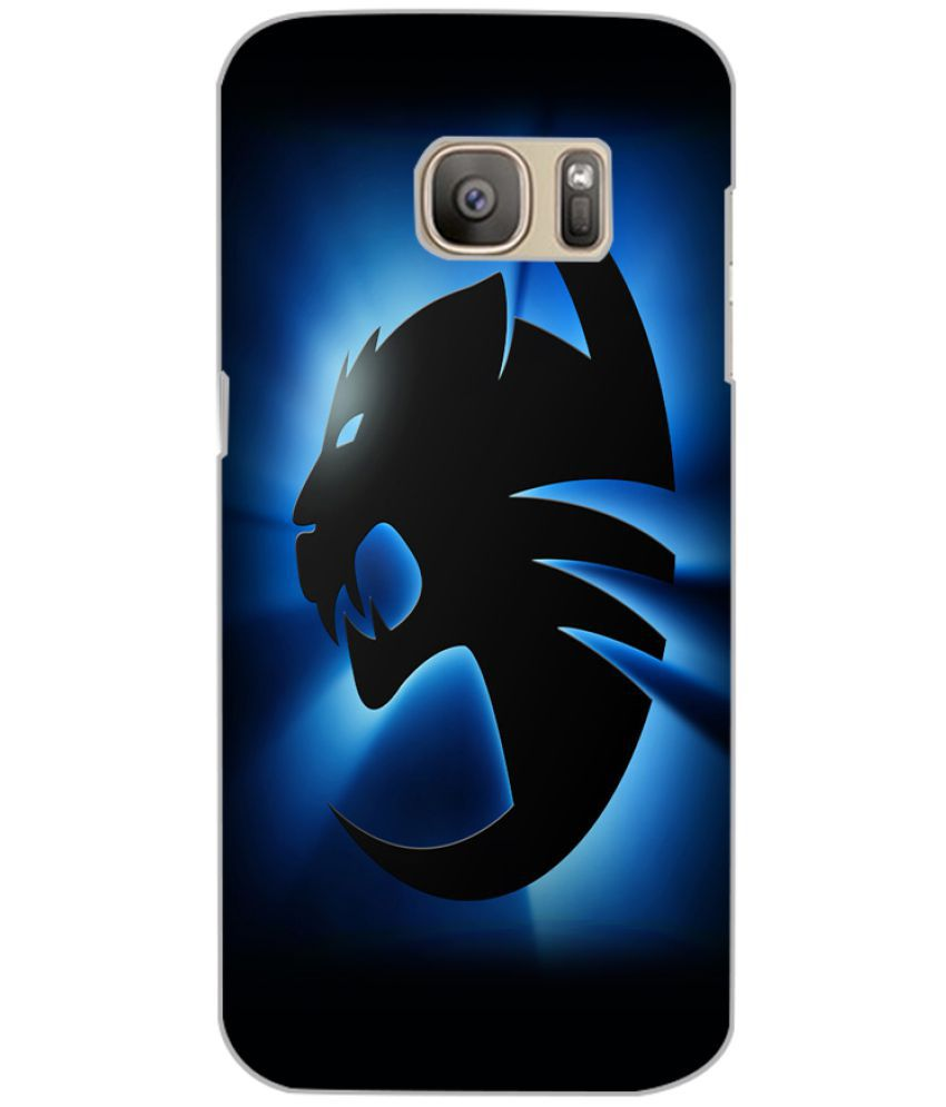 Samsung Galaxy S7 Edge Printed Cover By PRINTSWAG