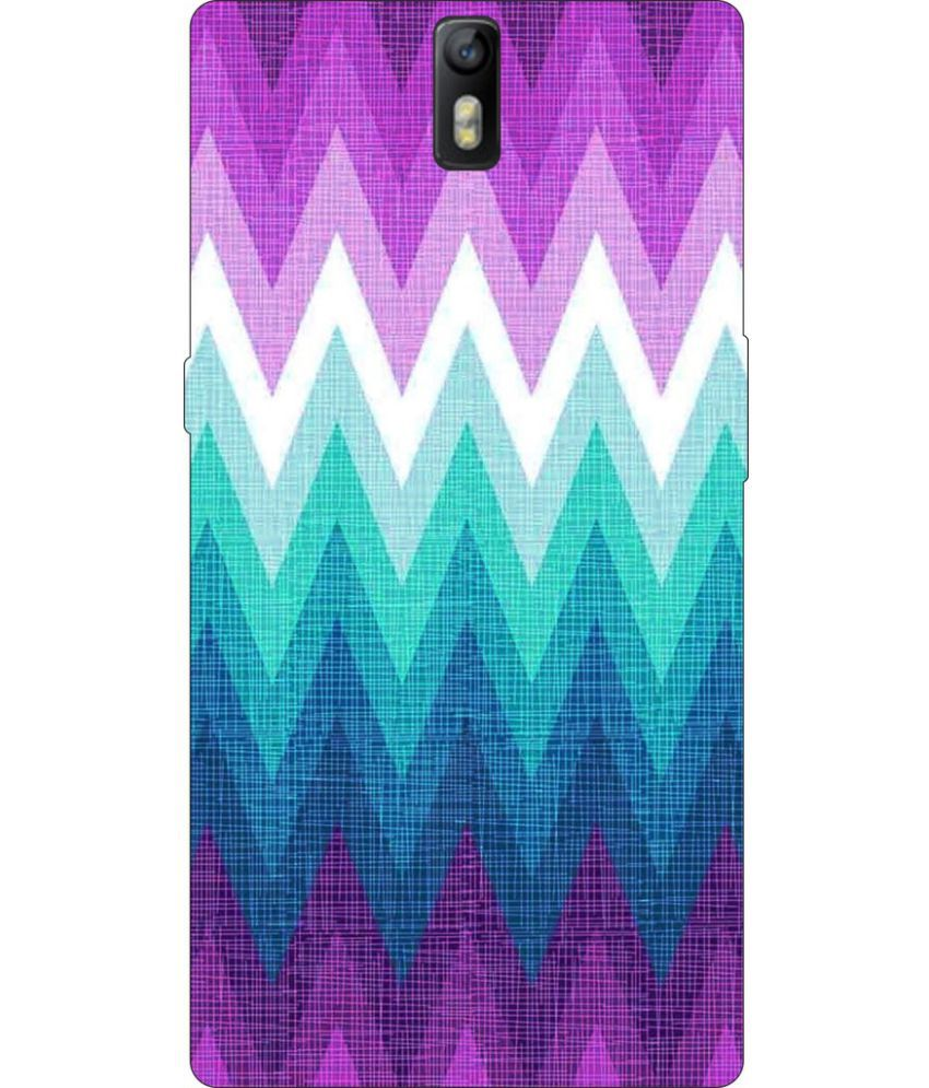 OnePlus One Printed Cover By Go Hooked